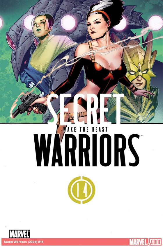 Secret Warriors (2008) #14