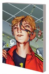 Machine Teen: History 101001 (Trade Paperback)