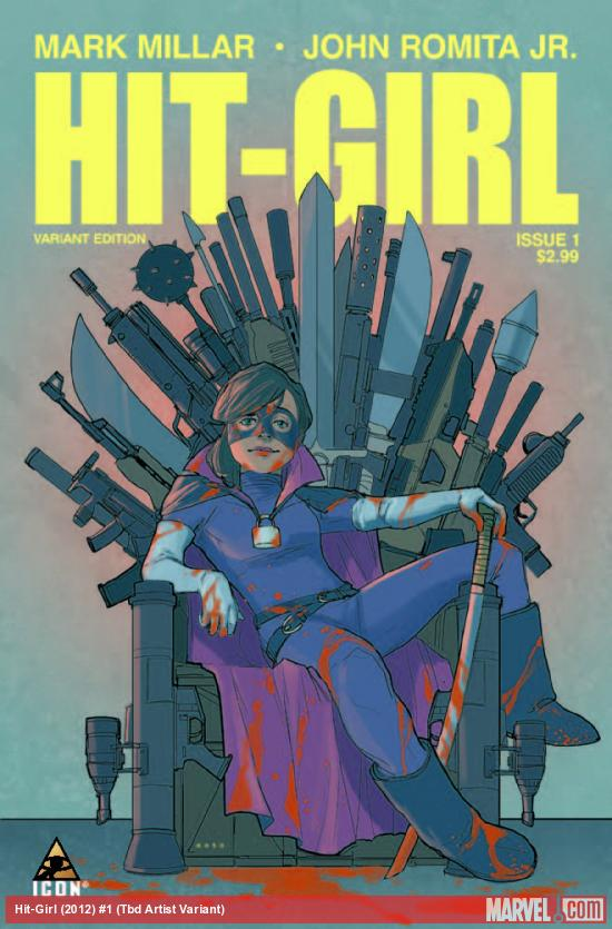HIT-GIRL 1 NOTO VARIANT