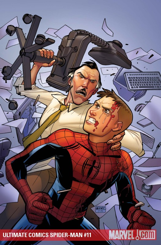 Ultimate Comics Spider-Man (2009) #11