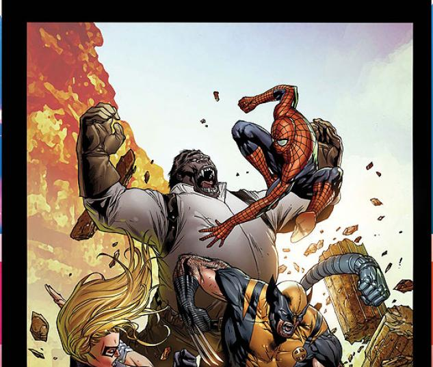 AGENTS OF ATLAS #5