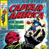 CAPTAIN AMERICA #115 COVER
