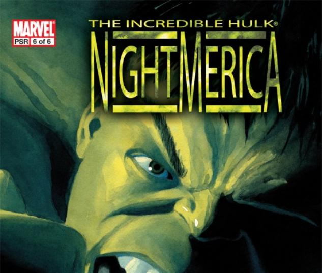 HULK: NIGHTMERICA (2004) #6 COVER