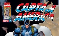 CAPTAIN AMERICA #7 COVER