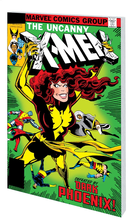 X-MEN: THE DARK PHOENIX SAGA (NEW PRINTING) #0