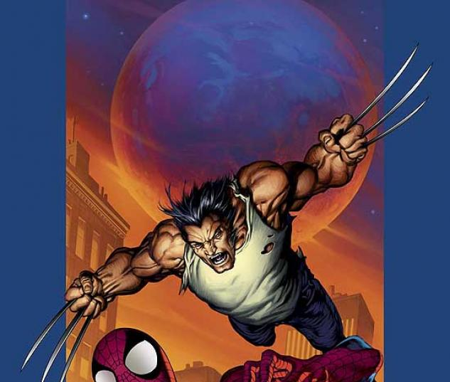 Ultimate Spider-Man #66 cover by Mark Bagley