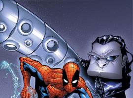 SPECTACULAR SPIDER-MAN (2003) #6 COVER