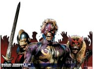 Marvel Zombies 3 (2008) #4 Wallpaper