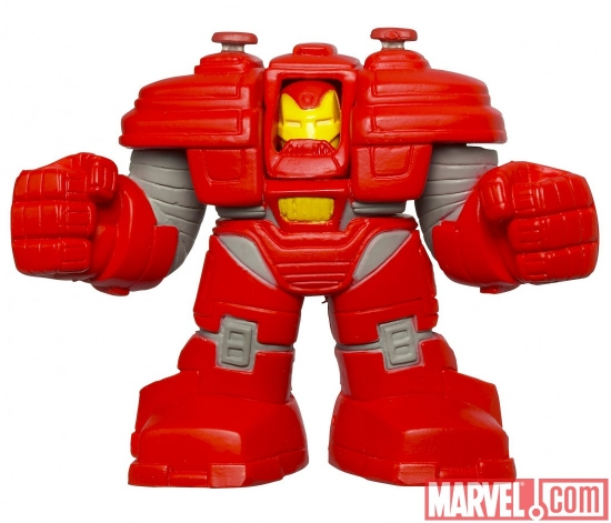 Super Hero Squad Toys Iron Man