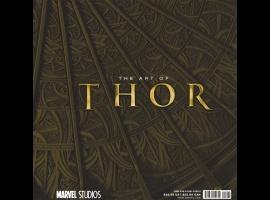 The Art of Thor slipcase