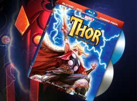 Thor: Tales of Asgard Now On Sale