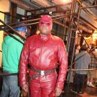 Daredevil cosplayer at El Capitan Theatre's midnight screening of Marvel's The Avengers