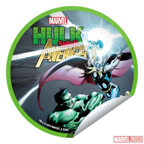 Hulk Smash Avengers #3
