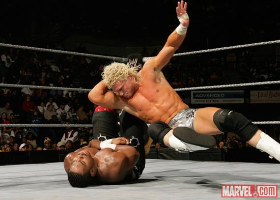 Dolph Ziggler courtesy of WWE