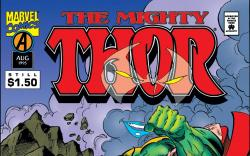 Thor (1966) #489 Cover