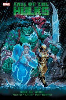 Incredible Hulk: Fall of the Hulks (Hardcover)