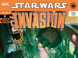 Star Wars: Invasion (2009) #5
