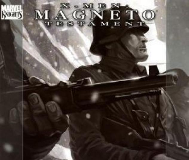 X-Men: Magneto Testament (2008) #3