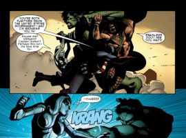 MIGHTY AVENGERS #22, page 6