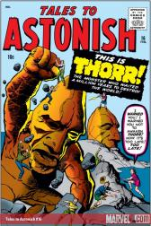 Tales to Astonish #16 