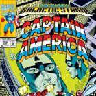 CAPTAIN AMERICA #399 COVER