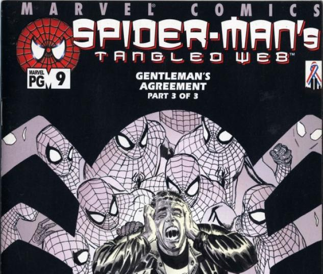 Spider-Man's Tangled Web (2001) #9