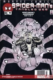Spider-Man's Tangled Web (2001) #9
