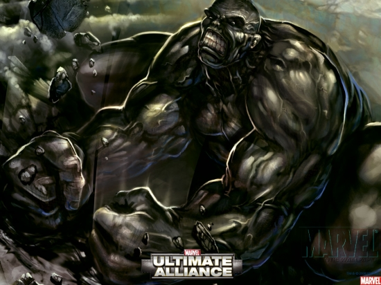Marvel Ultimate Alliance: Hulk Smash Again