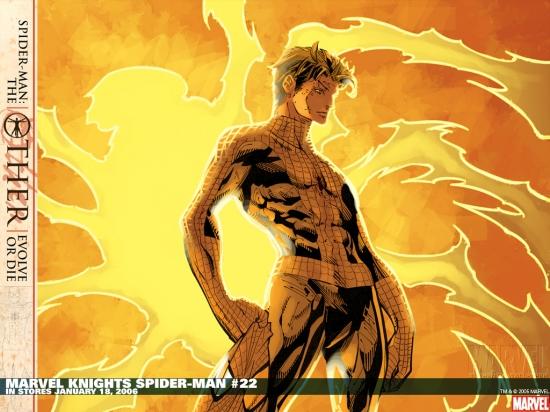 Marvel Knights Spider-Man (2004) #22 Wallpaper