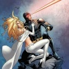 Cyclops & Emma Frost by Billy Tan