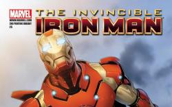 Invincible Iron Man (2008) #25, 2ND PRINTING VARIANT