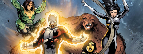 Psych Ward: Alpha Flight