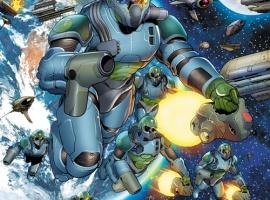 Sneak Peek: Fantastic Four #602