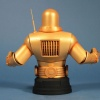 Gold Iron Man mini bust by Gentle Giant Ltd