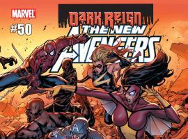 New Avengers (2004) #50