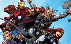 Unlimited Highlights: Avengers