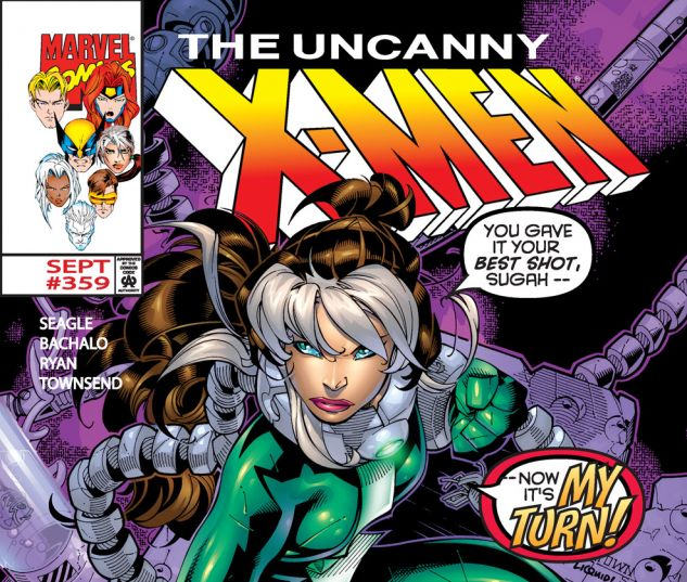 Uncanny X-Men (1963) #359 Cover