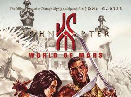 JOHN CARTER: THE WORLD OF MARS (2011) #3