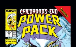 cover from Power Pack #42
