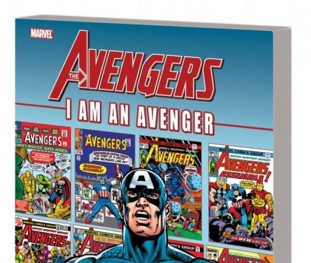 Avengers: I Am an Avenger (Trade Paperback)