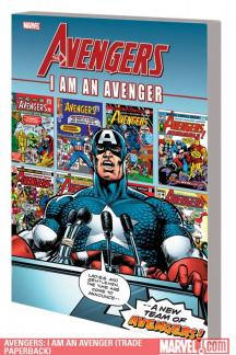 Avengers: I Am an Avenger (Trade Paperback)