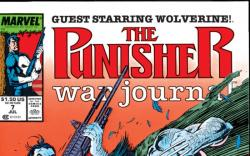 PUNISHER WAR JOURNAL #7