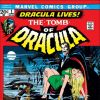 TOMB OF DRACULA #1 cover by Neal Adams