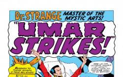 Strange Tales #151