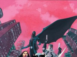 Image Featuring X-Force, Archangel, Deadpool, Fantomex, Psylocke