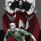 Psych Ward: Quicksilver & The Scarlet Witch