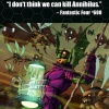 I Don't Think We Can Kill Annihilus