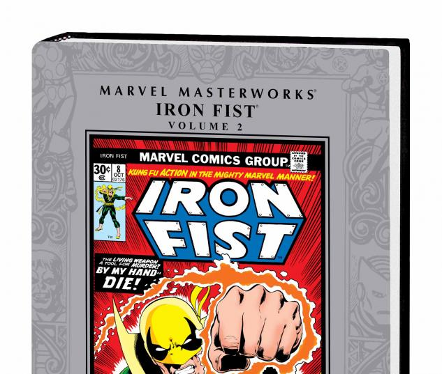 MARVEL MASTERWORKS: IRON FIST VOL. 2 HC