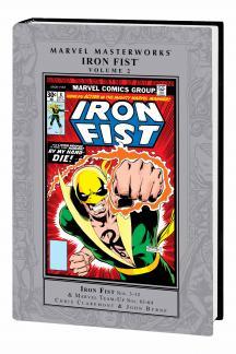 Marvel Masterworks: Iron Fist Vol. 2 HC (Hardcover)