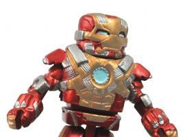 Iron Man 3 Minimates Heartbreaker Armor